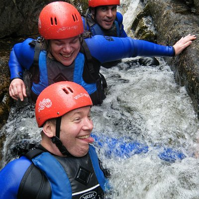 Canyoning County Down