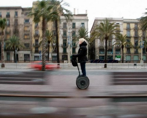 Barcelona Segway Fun