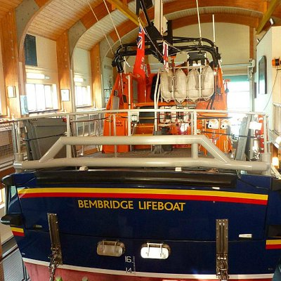 Bembridge Lifeboat Station