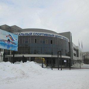УСК Юность в снегах