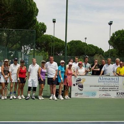 Jim Stewart Tennis Holidays Portugal