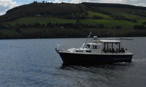 Morag Mo Chridhe (the boat)