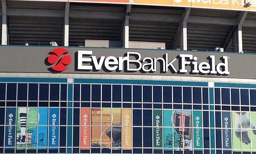 Everbank Field Stadium