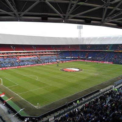 De Kuip, a football temple!