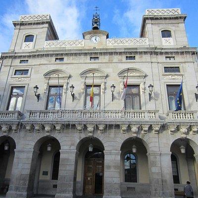 Avila's City Hall