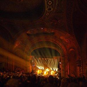 Paramount Theater.