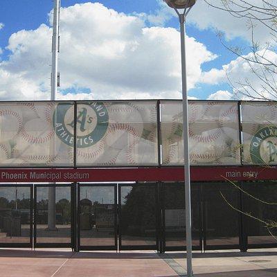 Phoenix Muni Stadium-main entry