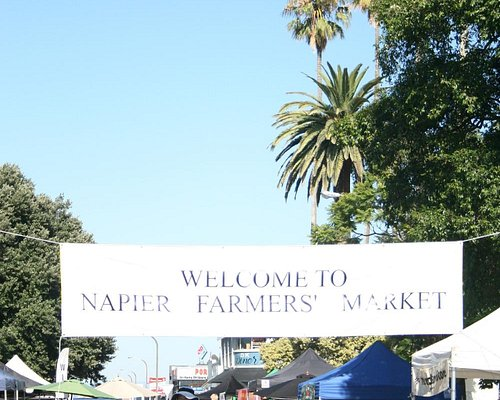 Market Day, Napier