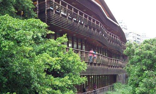 Beitou Public Library Facade