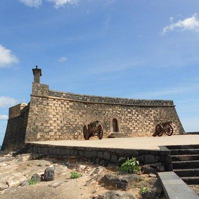 Castillo de San Gabriel at Arrecife
