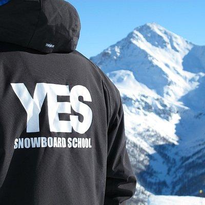 yes è passione, divertimento, amicizia e tanto snowboard...