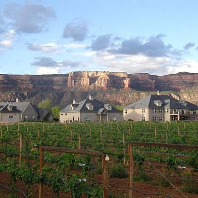 Property with Colorado National Monument in background