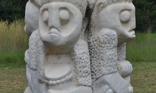 Shona Sculpture at Doon Estate