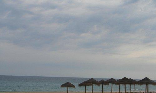 Praia de Alvor beach