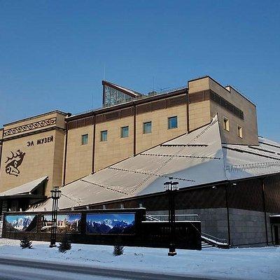 национальный музей имени А.В.Анохина,2013