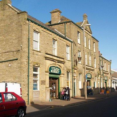 Fleetwood Market Established 1870