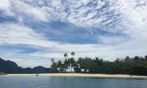Beach Pagang 3