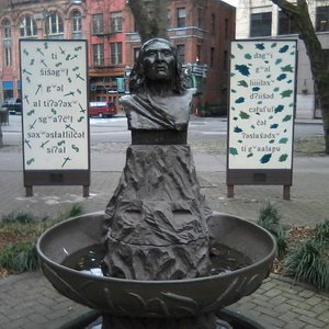 Chief Sealth Bust