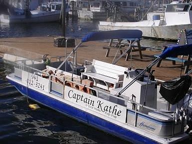 Captain Kathe's Pontoon Boat