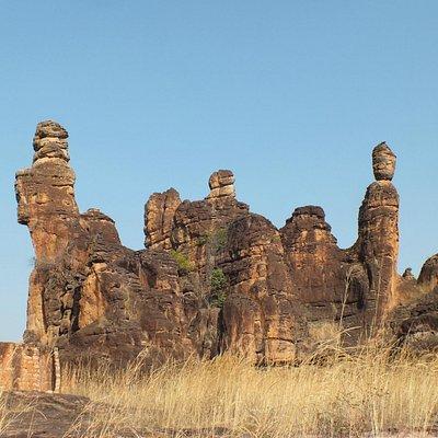 Rocs in Sindou