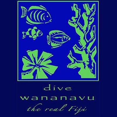 Dive Wananavu Fiji Logo