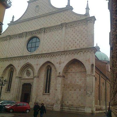 Facciata Duomo o Cattedrale di Vicenza-by Franz