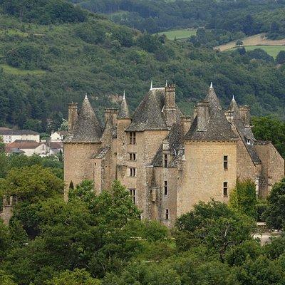 Château de Montal. Ph. Berthé. Centre des monuments nationaux