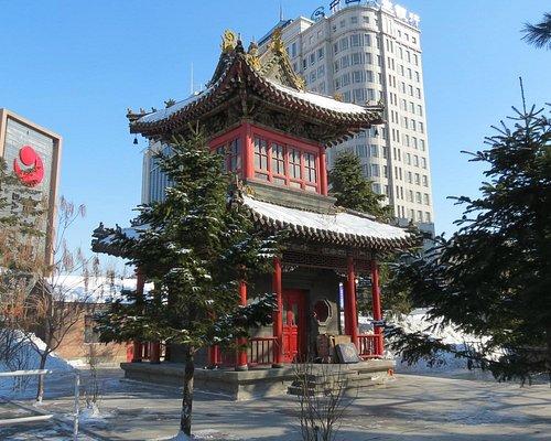 Huguo Temple Changchun