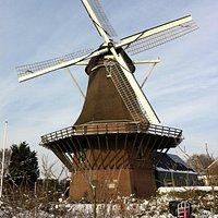 Die Mühle von Sloten