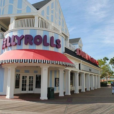 Jelly Rolls at the Boardwalk