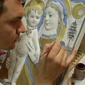 FLAVIO FERDINANDO FODERINI - L'ARTISTA
