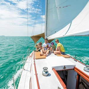 A Beautiful Sailing Day