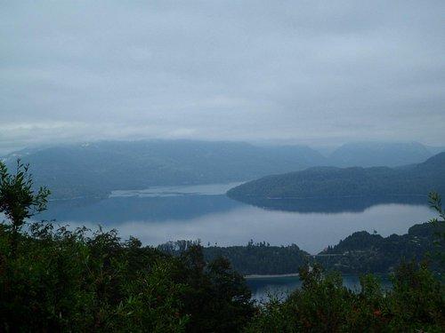 Vista desde Mirador Belvedere- Villa La Angostura 2013.