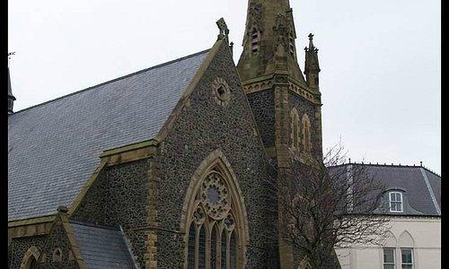 St John's from Mostyn Street