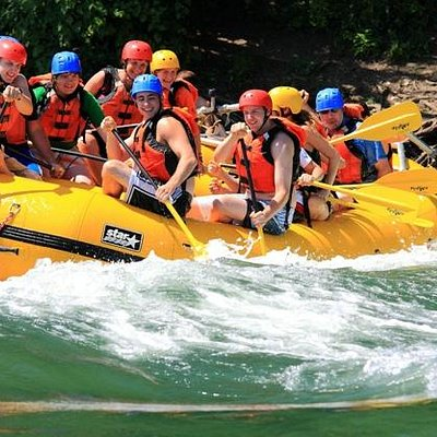 Lets go rafting for all