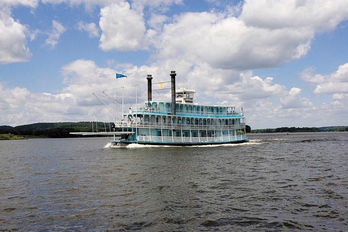 Twilight Riverboat