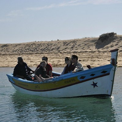 Cruising in the Ria Formosa - Traditional Boat Trips