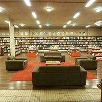 Vista de la libreria