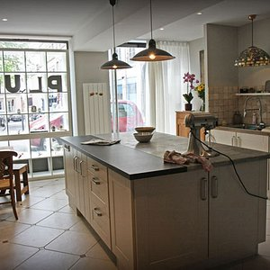 Plum Lyon Teaching Kitchen