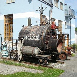 Bonk Museum. June 2011.