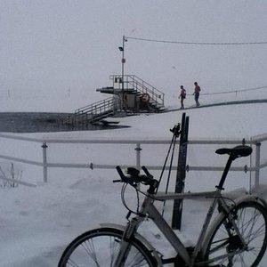 Ice hole-Feb 2013