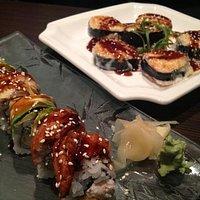 Godzilla Roll & Banzai Roll