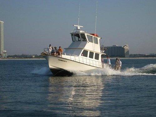 Fairwater II charter boat