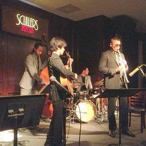 Jazz Band playing