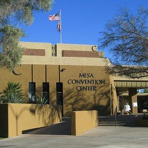 Mesa Convenion Center-bldg C