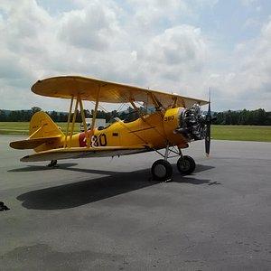 1942 Bi-plane for aerobatic flights
