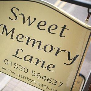 Sweet Memory Lane