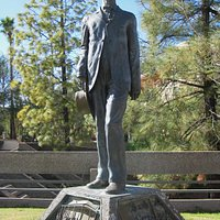 Charles T Hayden Memorial is a statue