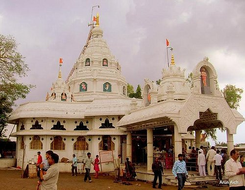 Beautiful temple very sailent gives lot of