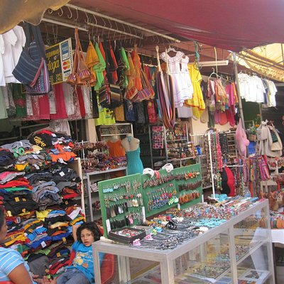 One of the Vendor Stalls